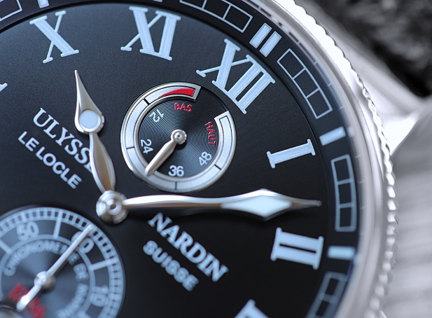 Ulysse Nardin Marine Chronometer 4