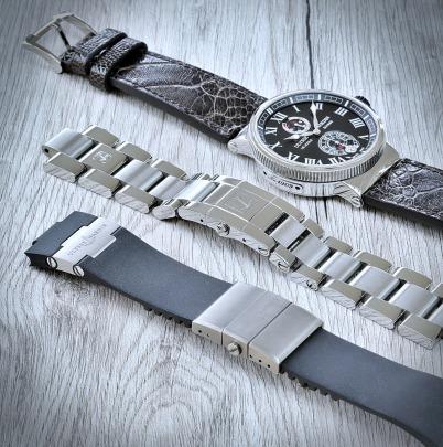 Ulysse Nardin Marine Chronometer 9