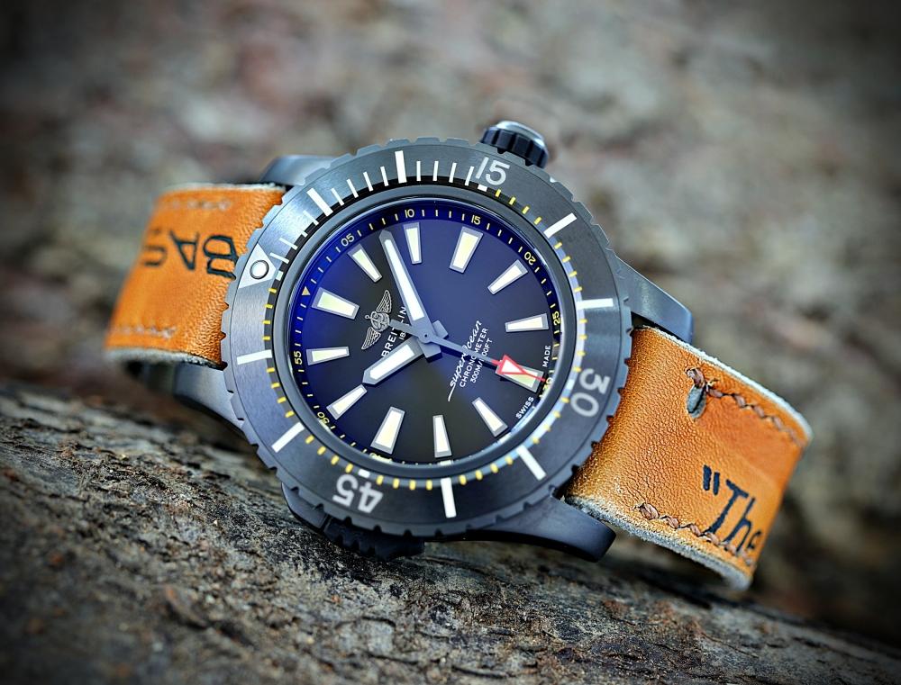 Breitling Superocean II 48 10