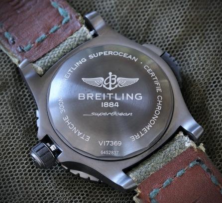 Breitling Superocean II 48 4