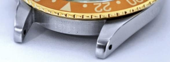 Rolex GMT 16753 11