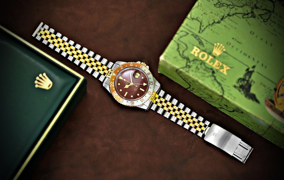 Rolex GMT 16753 2a