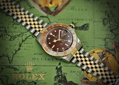 Rolex GMT 16753 3