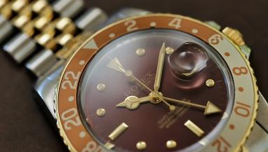 Rolex GMT 16753 5