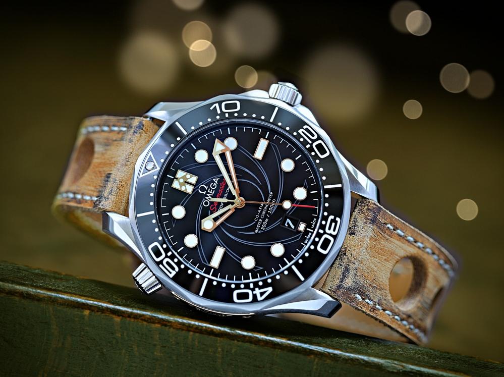 Omega Seamaster 300 JB 50th 6