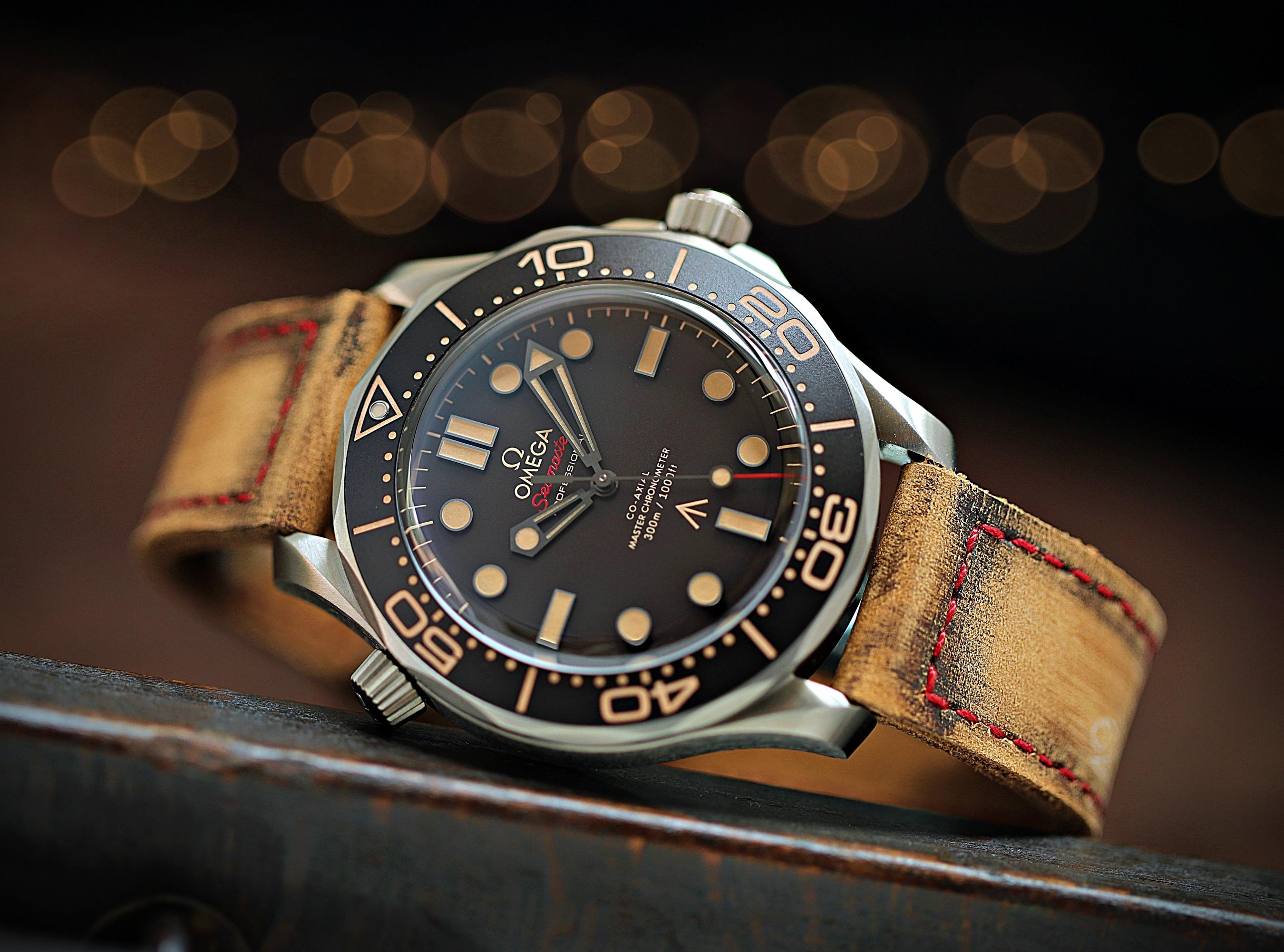Omega Seamaster 300 James Bond NTtd 2